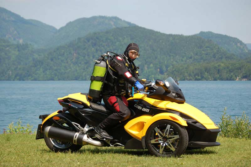 Can-AM Spyder -08